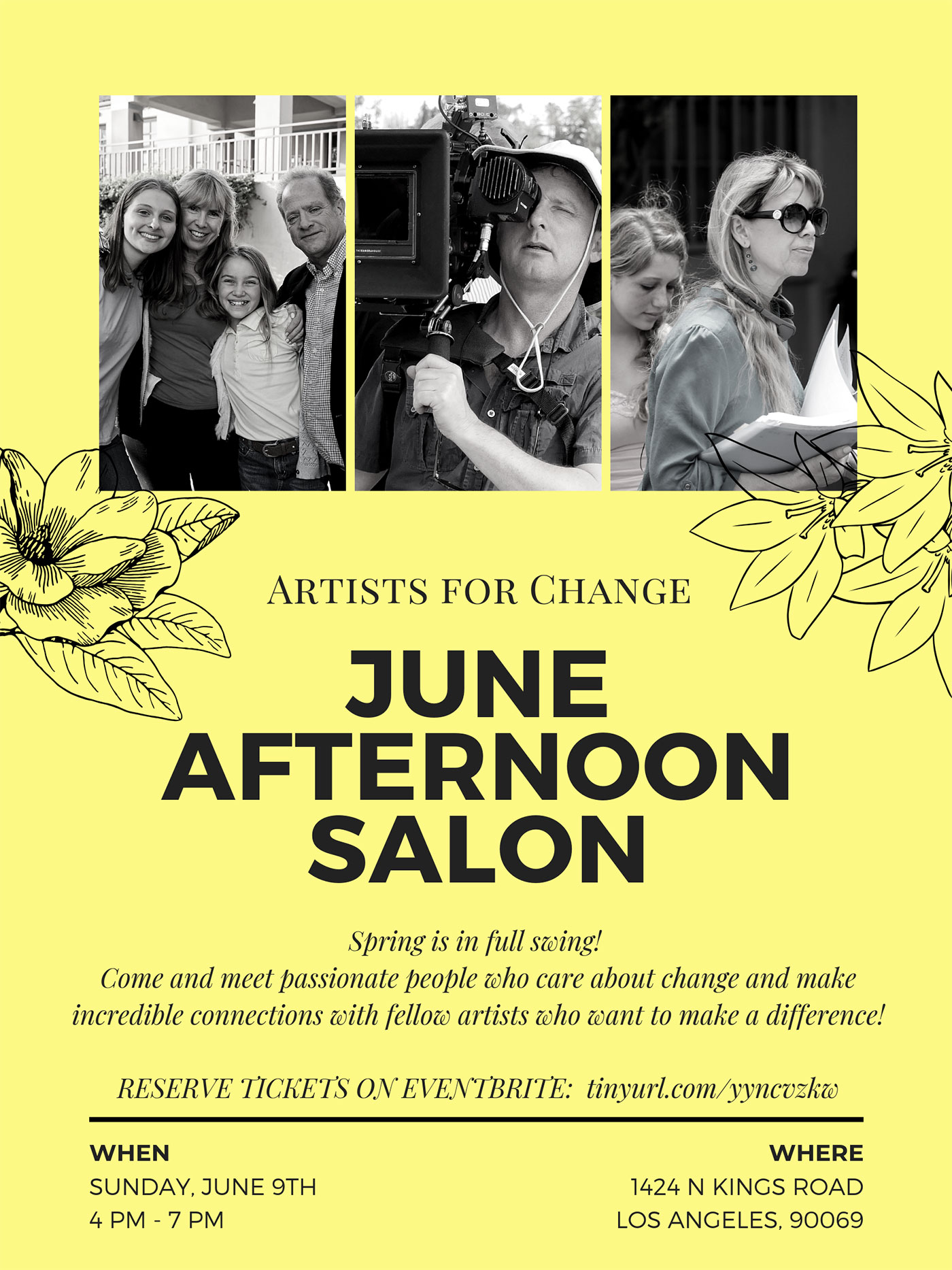June Afternoon Salon