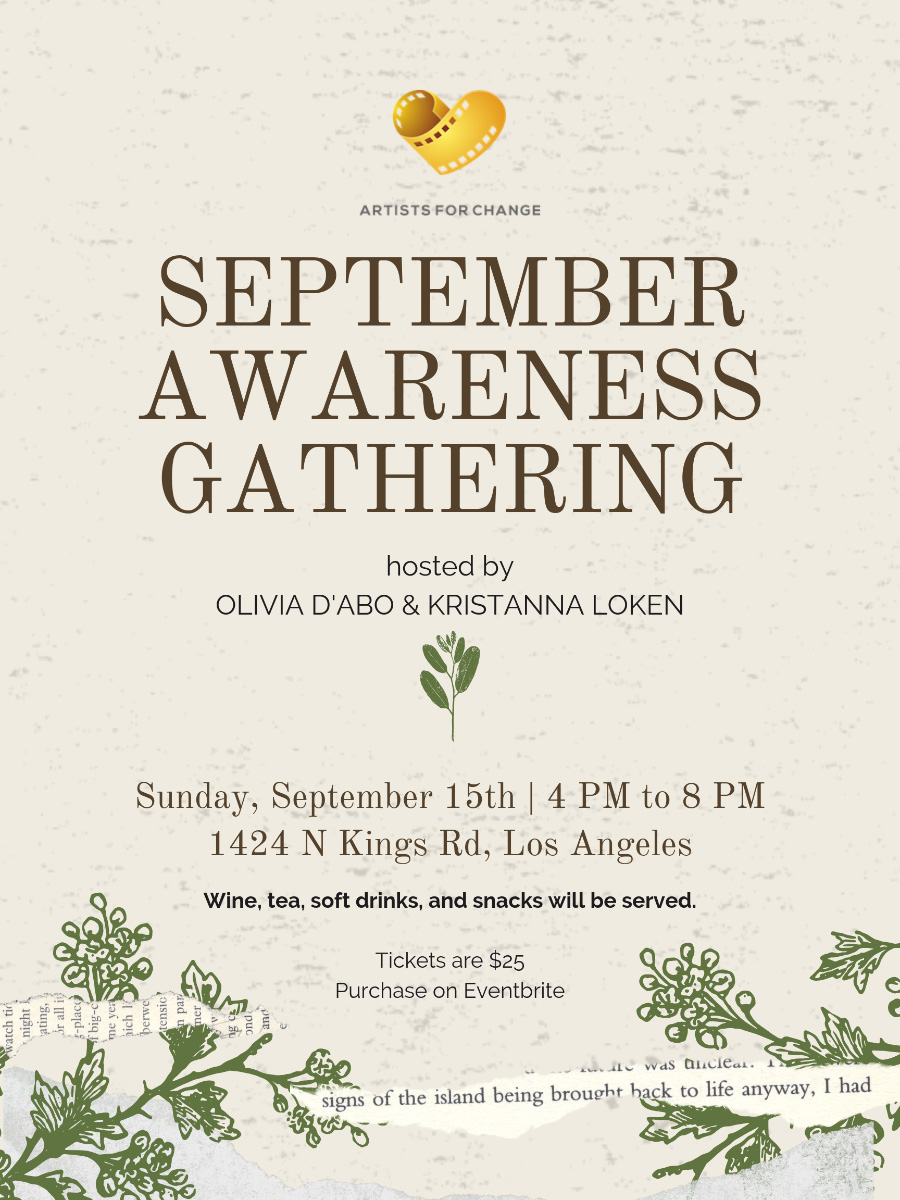 September Awareness Gathering