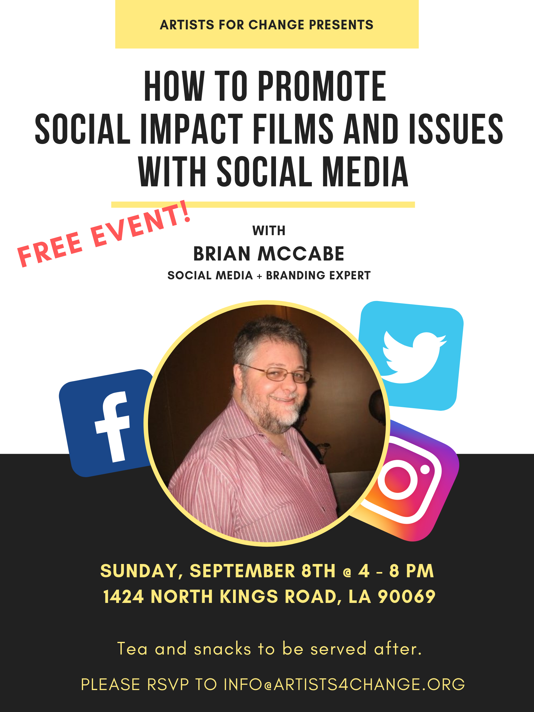 HOW TO PROMOTE SOCIAL IMPACT FILMS AND ISSUES WITH SOCIAL MEDIA