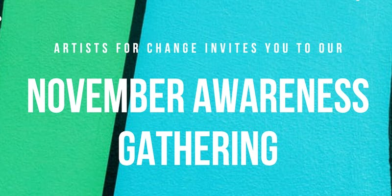 November Awareness Gathering