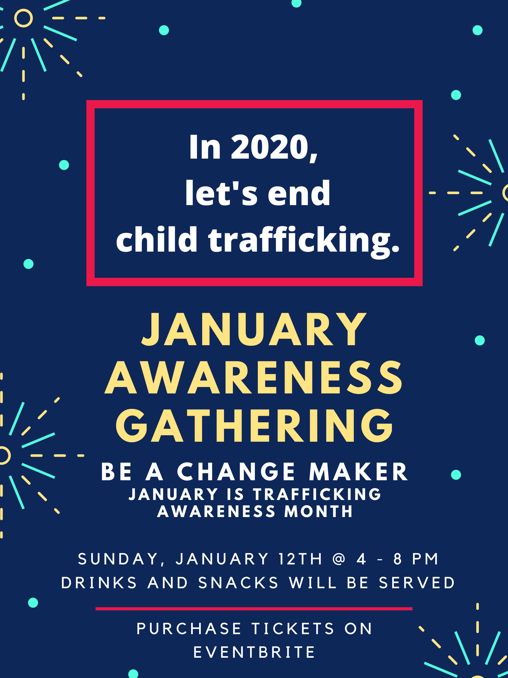 January 2020 Awareness Gathering