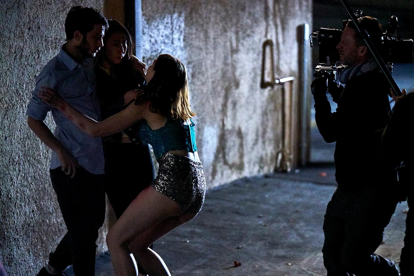 Lost Girls Behind The Scenes