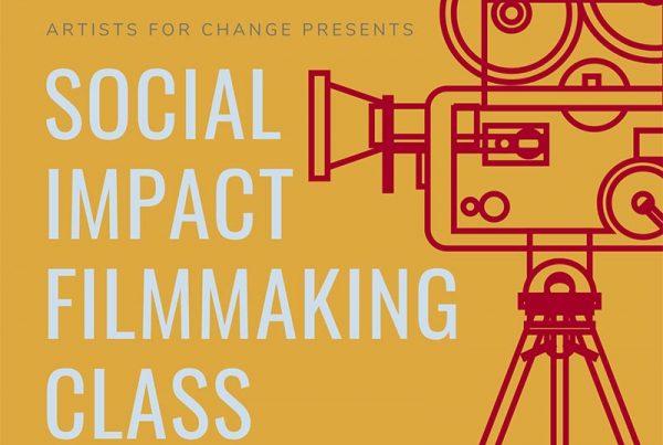Social Impact filmmaking class