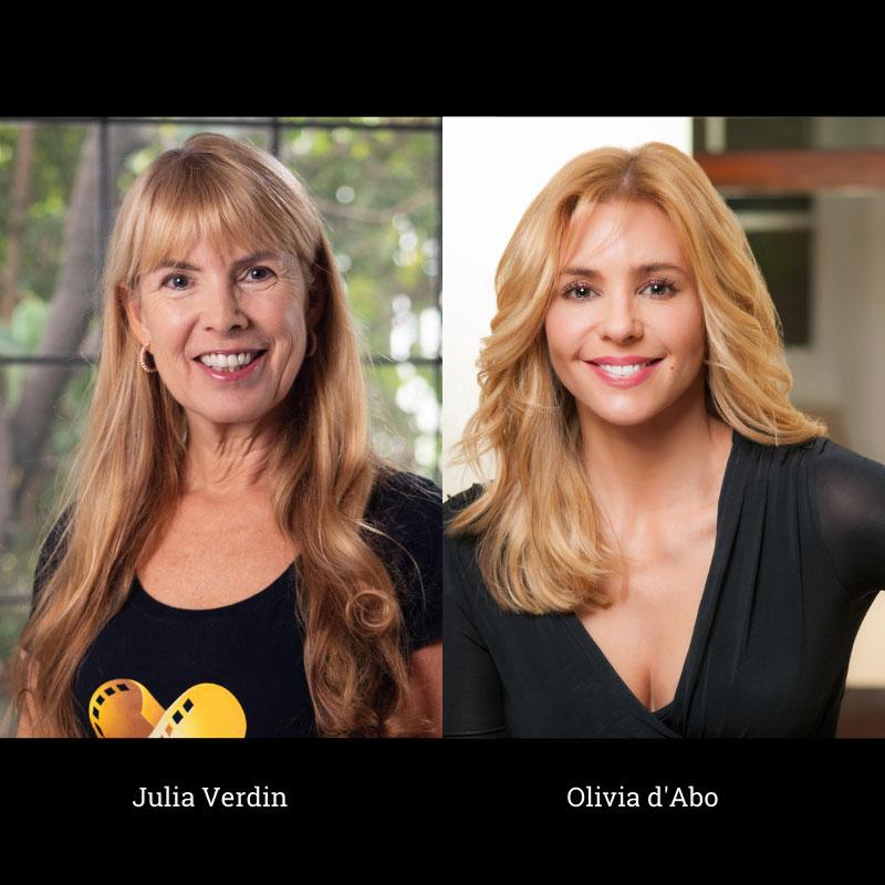 Julia & Olivia