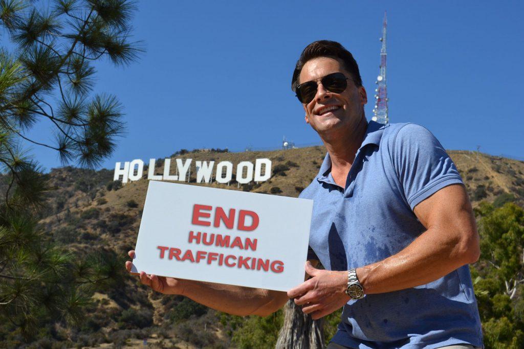 Men Against Trafficking: Artists for Change