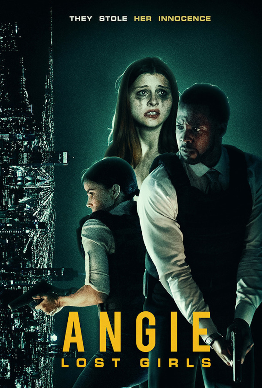 Lost Girls Angie Official Poster