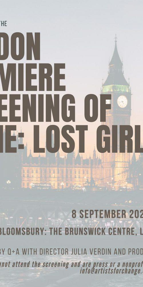 Lost Girls Premiere Premiere